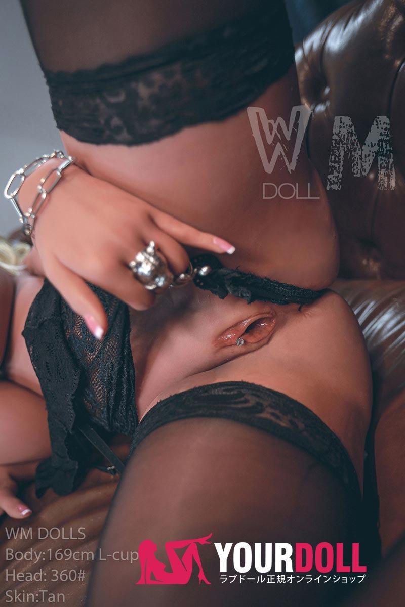 WM Dolls Lawana 169cm  Lカップ  #360 ブラウン肌  等身大ドール