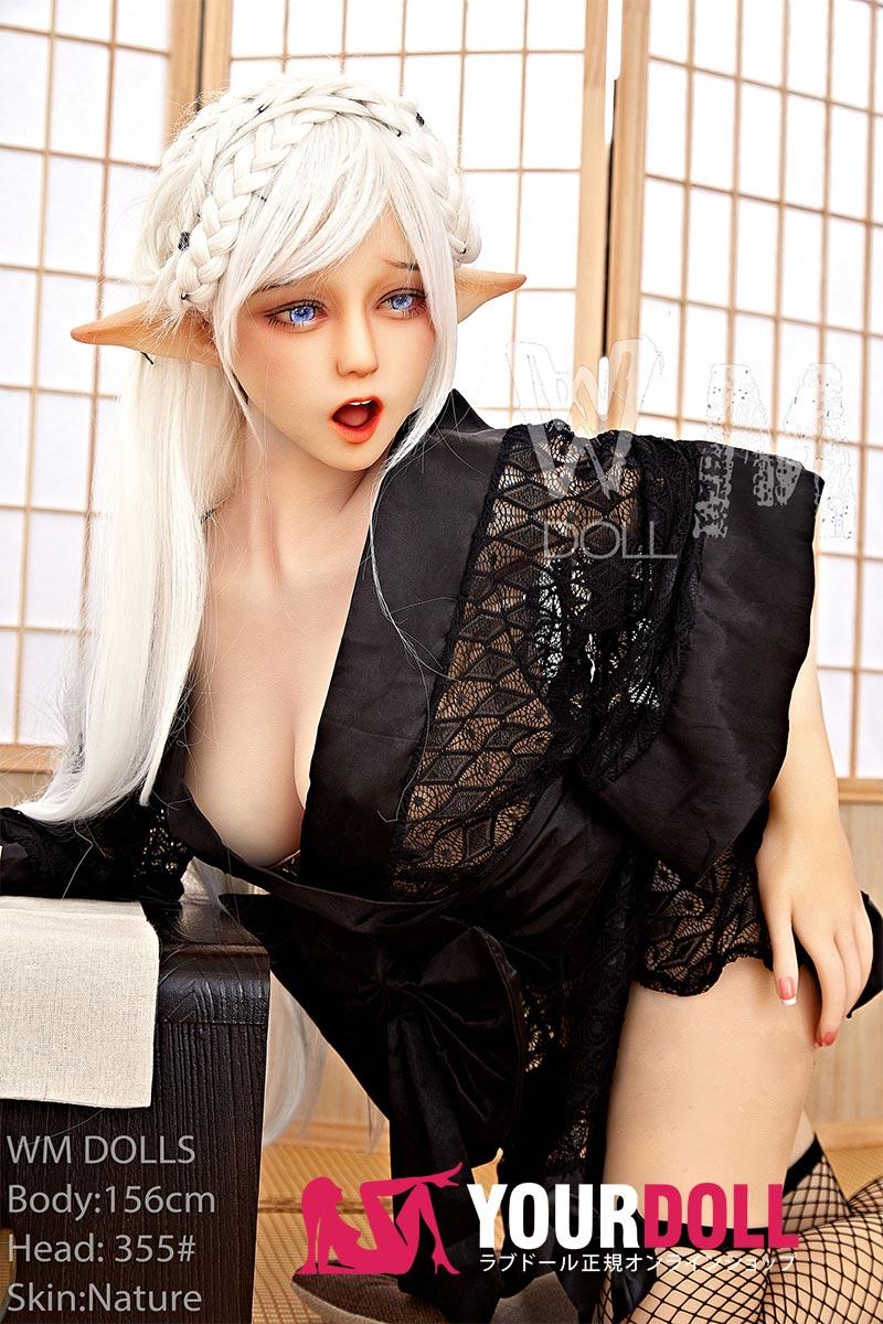 WM Dolls ナナリ 156cm Bカップ  #355 ノーマル肌  エルフ ラブ人形