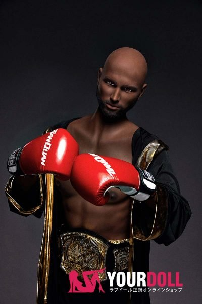 Irontech Doll Kevin 175cm  ボクシングマン 男性ラブドール