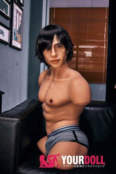 Irontech Doll Charles 100cm トルソー型 ゲイ 男性ラブドール