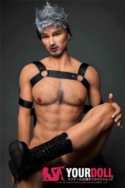 Irontech Doll Kevin 175cm ゲイ 束縛格好 男性ラブドール